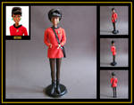 Lieutenant Uhura (Star Trek Barbie) custom doll by nightwing1975
