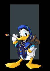 donald duck (kingdom hearts)