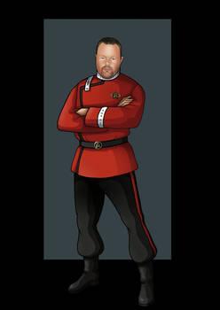captain Jon Walson