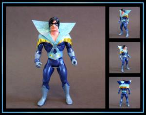 nightwing (1984) custom figure