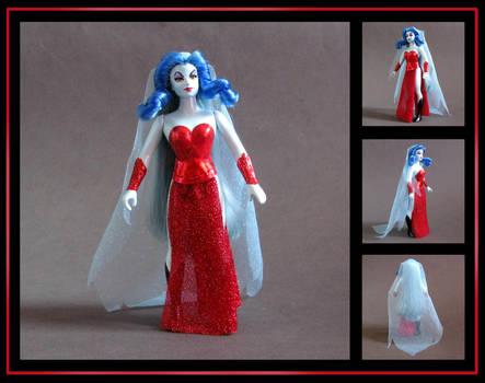 Apparitia (princess of power style) custom figure