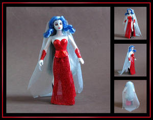 Apparitia (princess of power style) custom figure