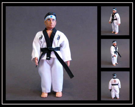 daniel larusso (karate kid) custom