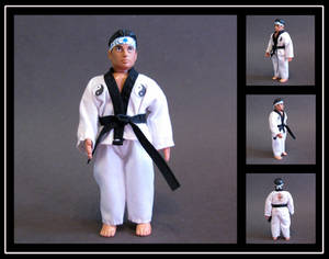 daniel larusso (karate kid) custom