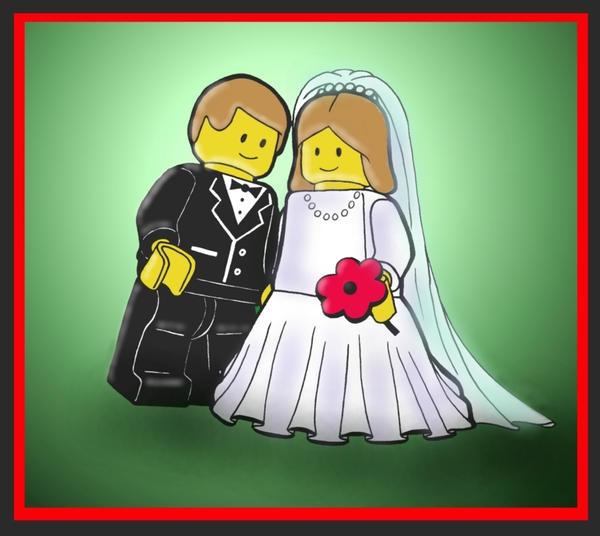 Lego wedding by nightwing1975 on deviantart lego wedding by nightwing1975 stopboris Gallery