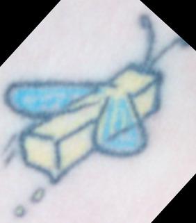 My Tattoo by quack