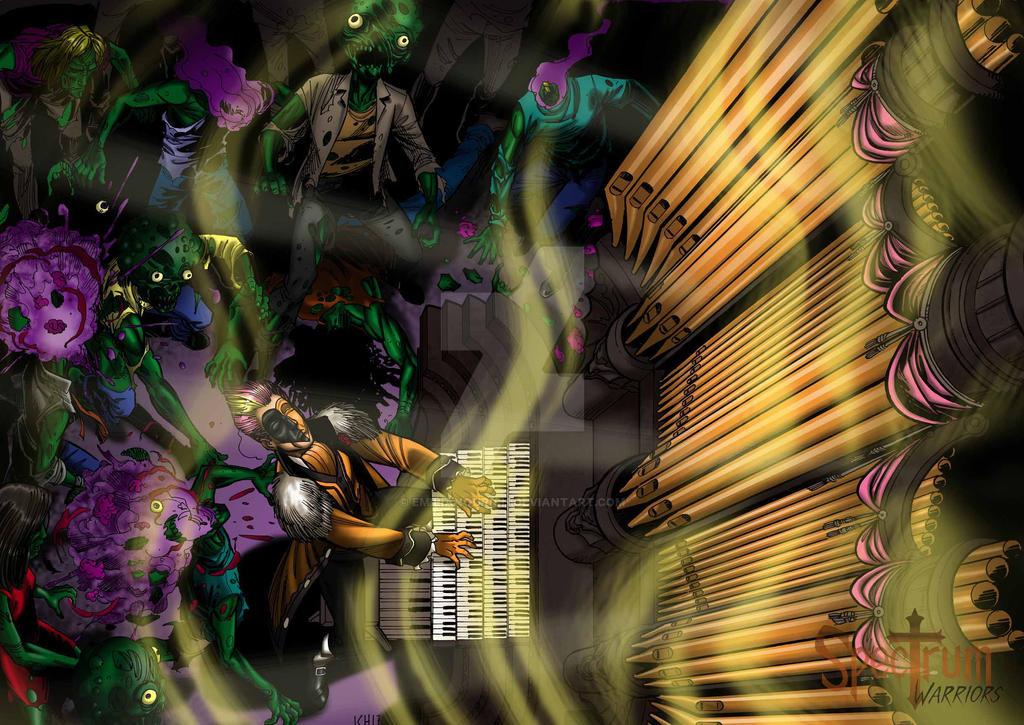 Heartsad - Spectrum Warriors by emilianourich