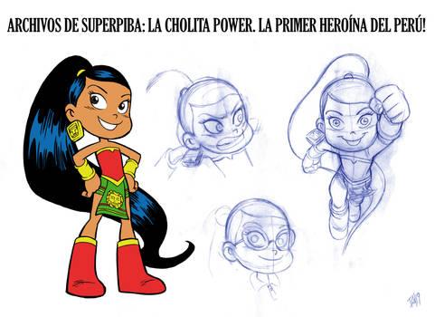 Cholita Power