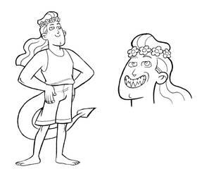 Character Design sample 2