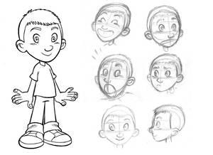 Character Design - Pi Ediciones 2