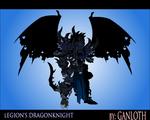 Undead Legion's Dragonknight