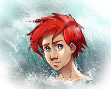 Ariel Genderbend TEASER by Bill-James