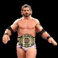 Austin Aries Tag Team Champion by TheGreatestThemes