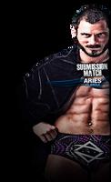 Austin Aries Render by TheGreatestThemes