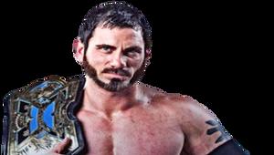 Austin Aries X Division Champion 2014 Render by TheGreatestThemes