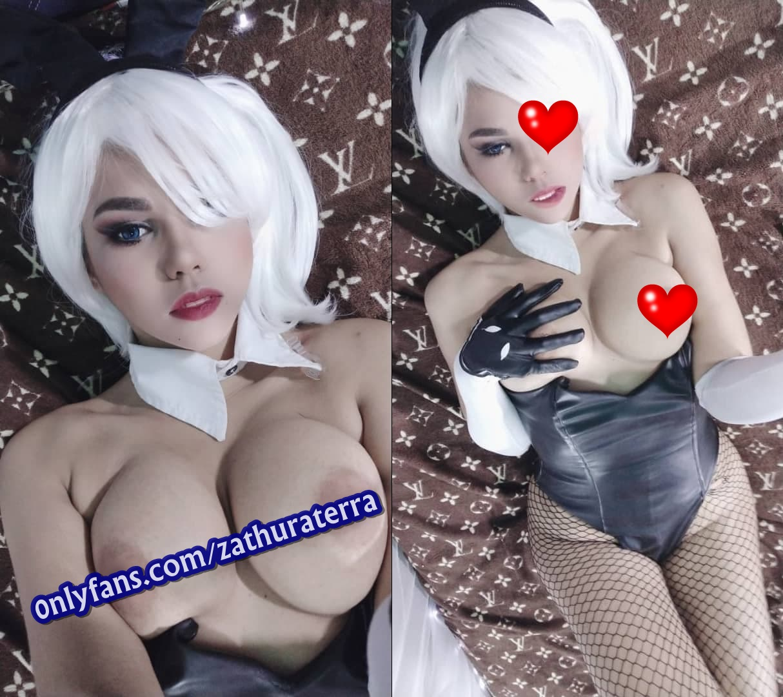 Cosplay nude automata Zoe Doll