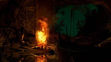 Bonfire by Agavgav