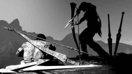 Primal hunters by Agavgav