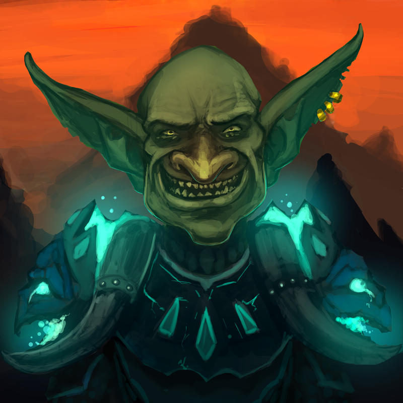 Goblin Commission by labaiute