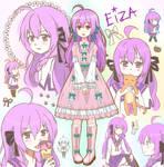 Eiza Sketch Page