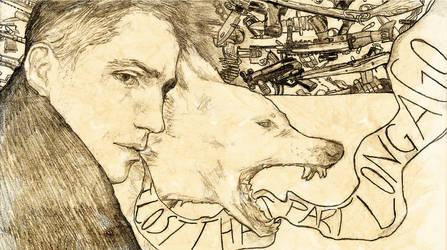 John Reese by goia91