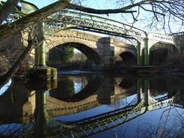 Bridge Reflections by omick