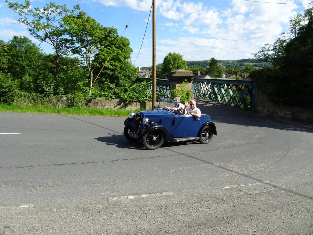 1938 Austin 7 Opel by omick