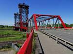 Newport Bridge.
