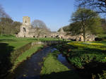Fountains Abbey by omick