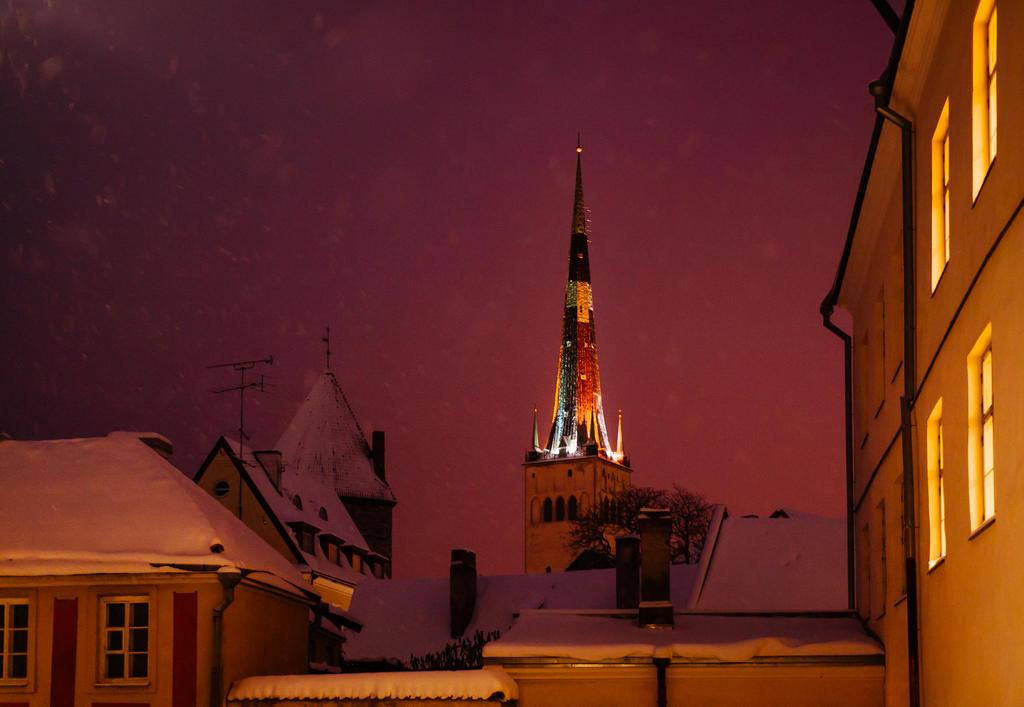 st olaf's church by dzorma