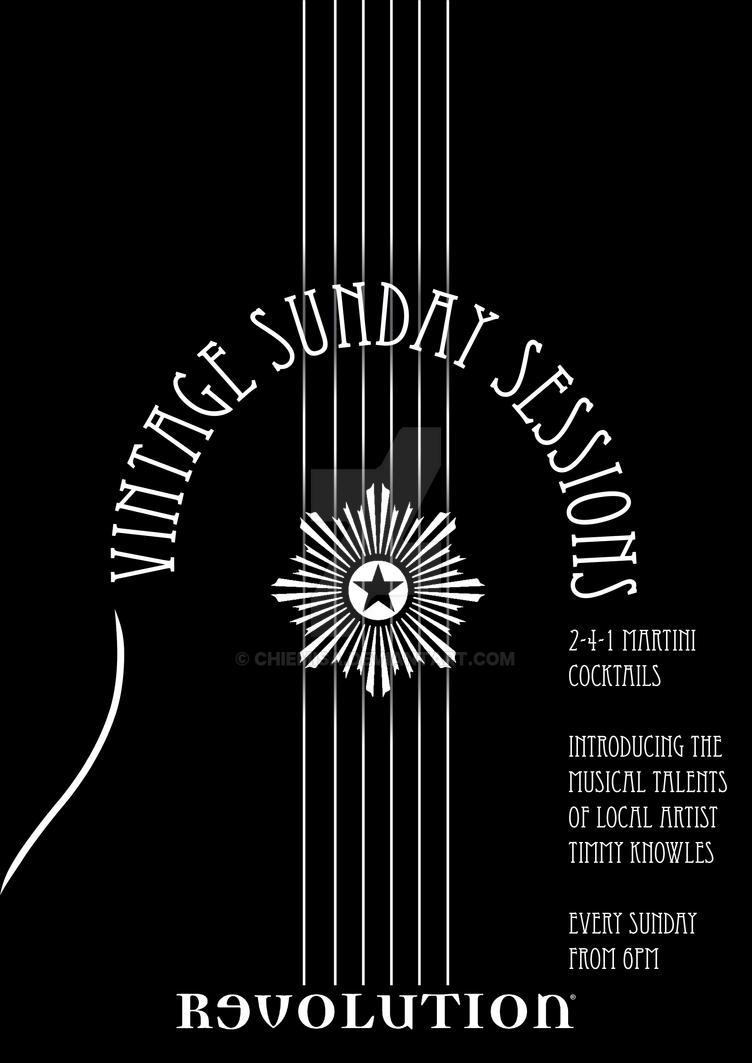 Vintage Sundays 2 by Chiemisa