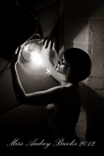 A Portrait of Illumination by DecoGoddess