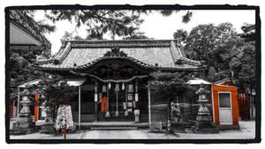 Sanzo-Inari Shrine