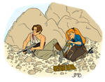 A Rocky Time by jessehbechtold