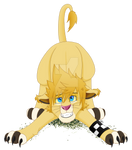 Catnip Roxas cub