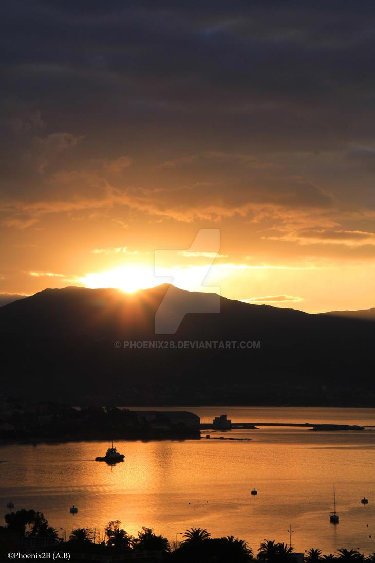 Sunrise by Phoenix2b