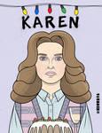 Karen Wheeler - Stranger Things