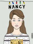Nancy Wheeler - Stranger Things