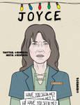 Joyce Byers - Stranger Things
