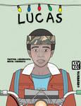 Lucas - Stranger Things