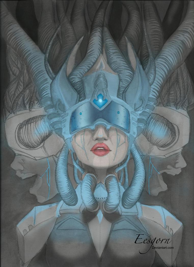 Infinite Muse by Eesgorn