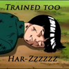 Trained Too Hard by OceansMarina
