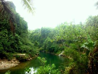 Sri Gethuk Waterfall 1 by putra05