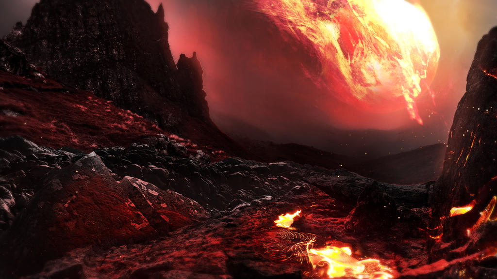 The End of the World by V-A-R-E-K-A-I