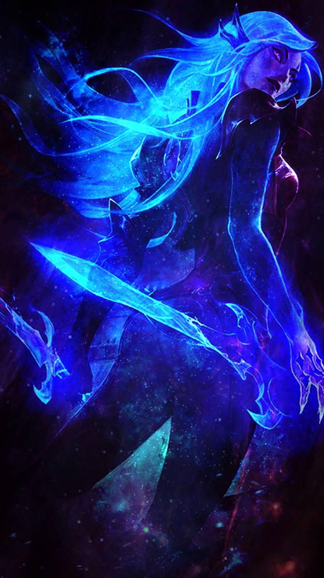 Katarina League Of Legends Wallpaper By Tsgraphic On Deviantart