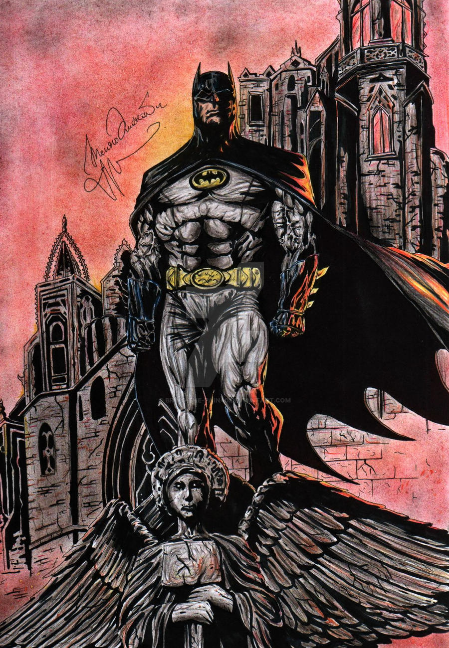 batman by Bring-the-Pain40