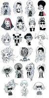 The Mini Gaga Army pt. 7