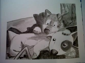 Teddy bears by hed854k
