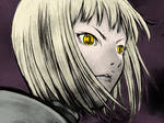 Claire from Claymore