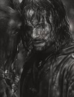 Aragorn by indigoatmosphere